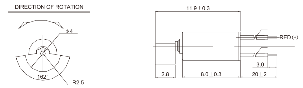 无芯-DC-Motor_HS-408-Z300-65130
